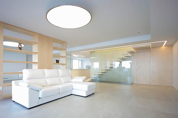 Dúplex en la playa - Lluesma Interiorismo / Chiralt Arquitectos